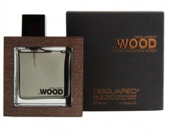 Dsquared2 Rocky Mountain Wood Лицензия 100 мл