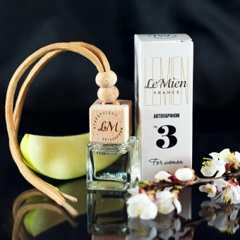 Автопарфюм Lemien For Woman 3